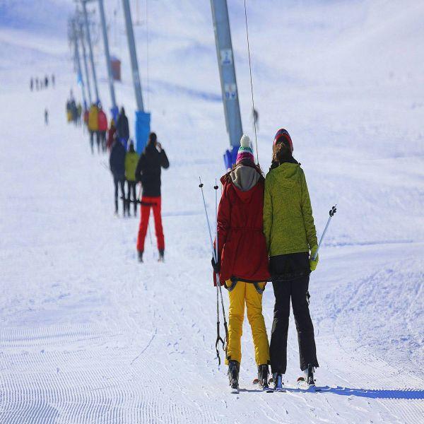 Van Abalı Kayak Merkezi