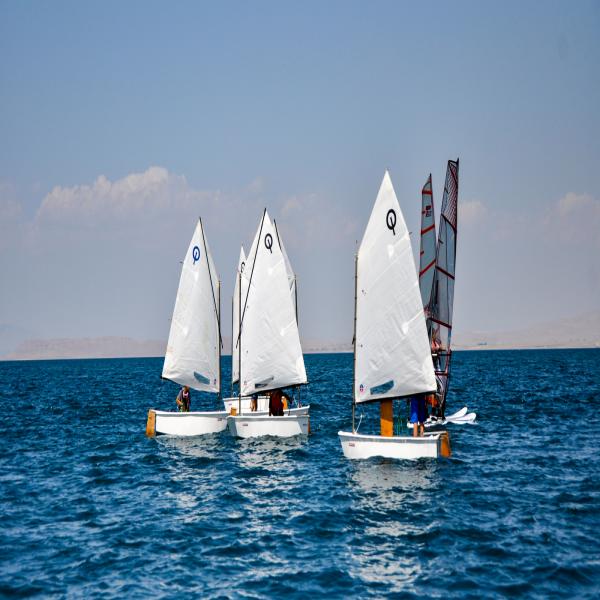 Van Gölü Su Sporları