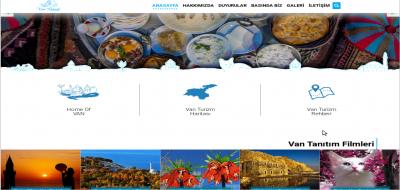 Van Güzel' Sitesi Yenilendi