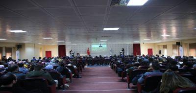 Erciş'te bu sene göreve başlayan öğretmenlere Van'ın tanıtımı yapıldı
