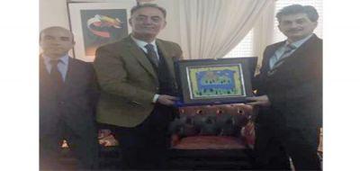 İl Müdürümüz Tahran Uluslararası Turizm Fuarına katıldı