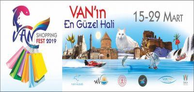 Van'da Shopping Fest Zamanı