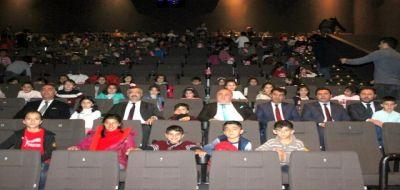Van'da 60 bin öğrenci sinemayla buluştu