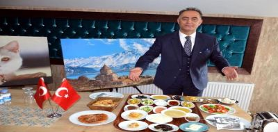 Van Kültür ve Turizm Müdürü'nden, Dr. Öz'e Van kahvaltılı yanıt